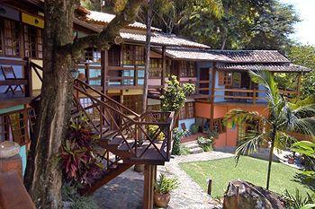 Pousada Villa da Prainha / Ilhabela, SP