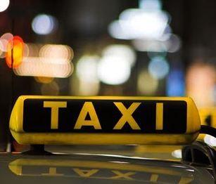 Taxi no Bairro Boqueirão em Santos