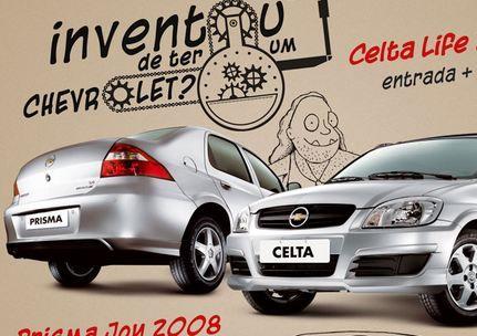 6000 usados Chevrolet de Concessionárias e Particulares ML