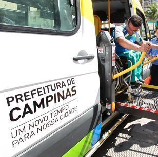 Prefeitura de Campinas, SP / IPTU e Serviços