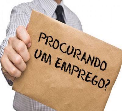 VAGAS DE EMPREGOS EM SP