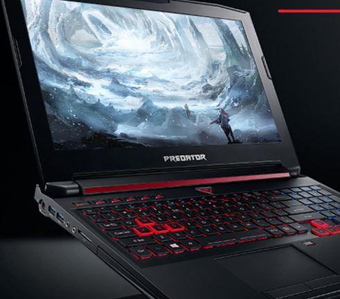 OFERTA: Notebook Acer Predator / com Desconto Especial